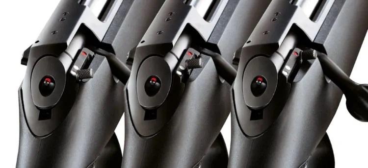 Sauer 100 trigger system