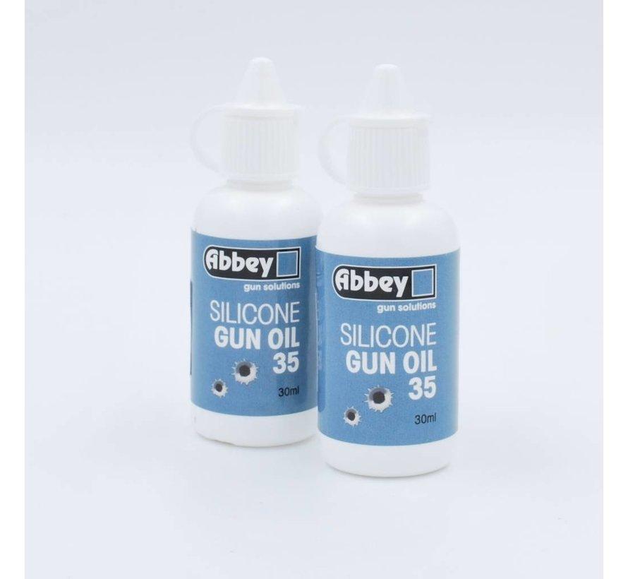 Silicone Gun Oil 35 by Abbey