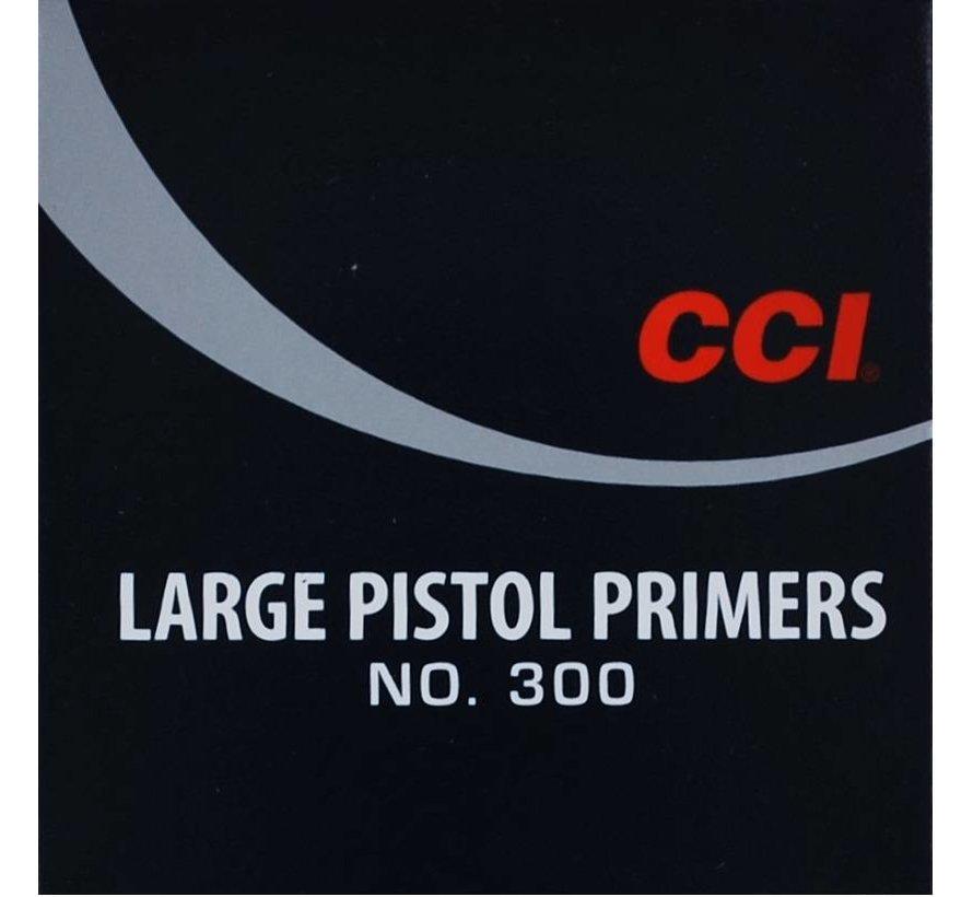 Large Pistol Primers van CCI