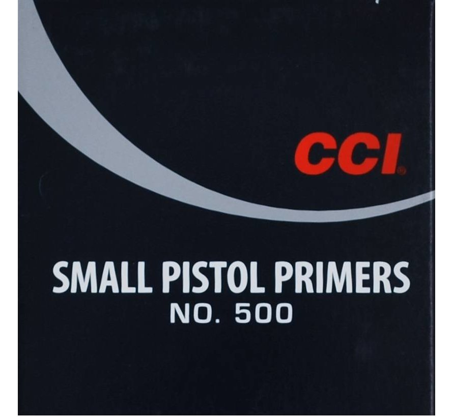 Small Pistol Primers by CCI