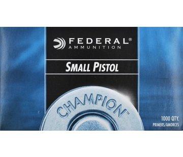 Federal Federal Small Pistol Primer NO.100