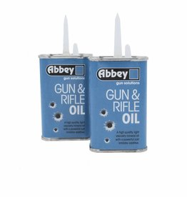 Abbey Abbey Gun & Rifle Oil (125ml)