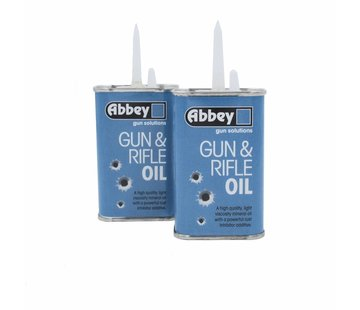 Abbey Abbey Gun & Rifle Oil (125 ml.)