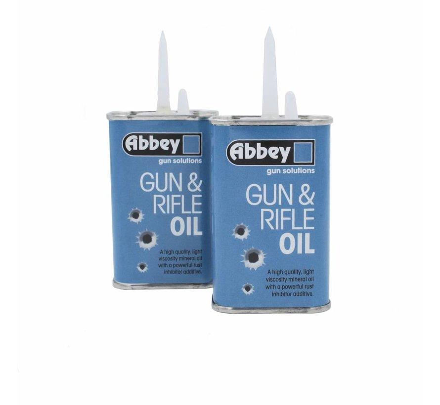 Gun & Rifle Oil van Abbey