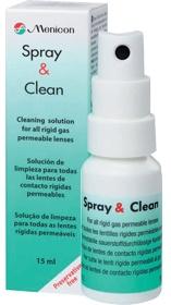 Menicon Menicon Spray & Clean (15 ml)