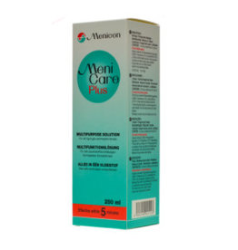 Menicon Menicare plus (250 ml)