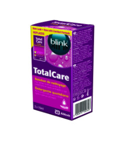 AMO: Blink Totalcare Cleaner (2x15ml)