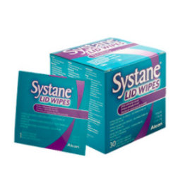 Alcon: Systane Lid Wipes (30 doekjes)