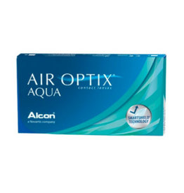 Alcon: Air Optix Aqua (6-pack)