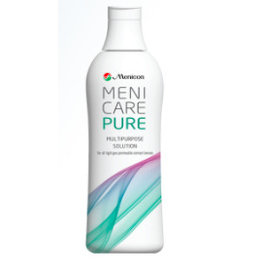Menicon Menicare pure (250ml) - 4 voor 12,99 per stuk