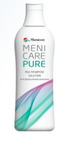 Menicon Menicare pure (70ml) - 3 voor 3,99 per stuk