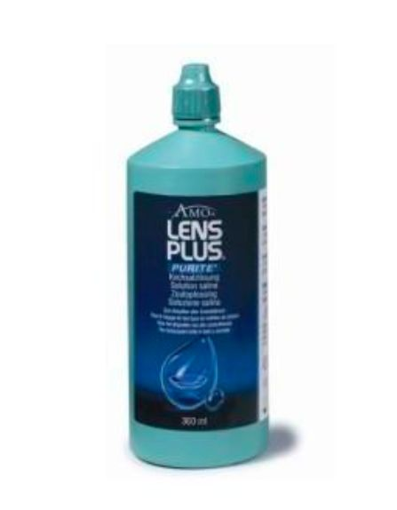 AMO: LENS PLUS OcuPure (360 ml)