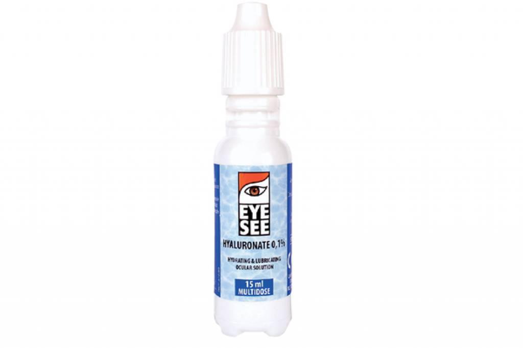 Lapis Lazuli: Eye See Hyaluronaat 0,1% (15 ml)