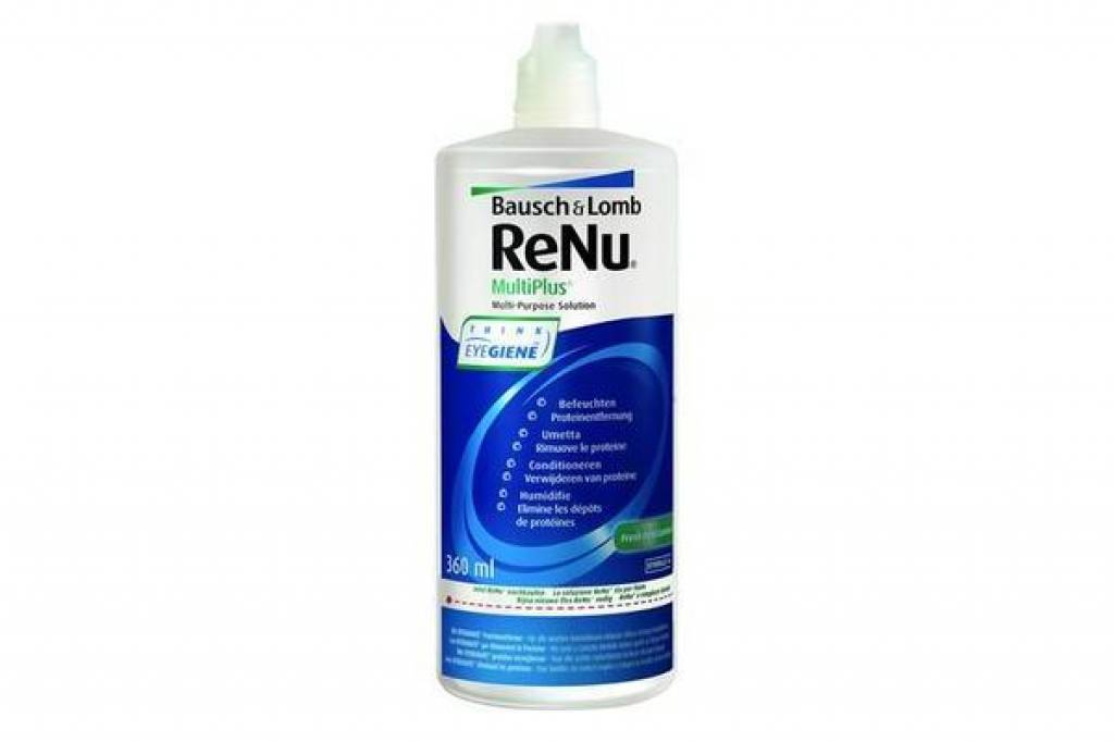 Bausch & Lomb: ReNu MPS Sensitive Eyes (360 ml)