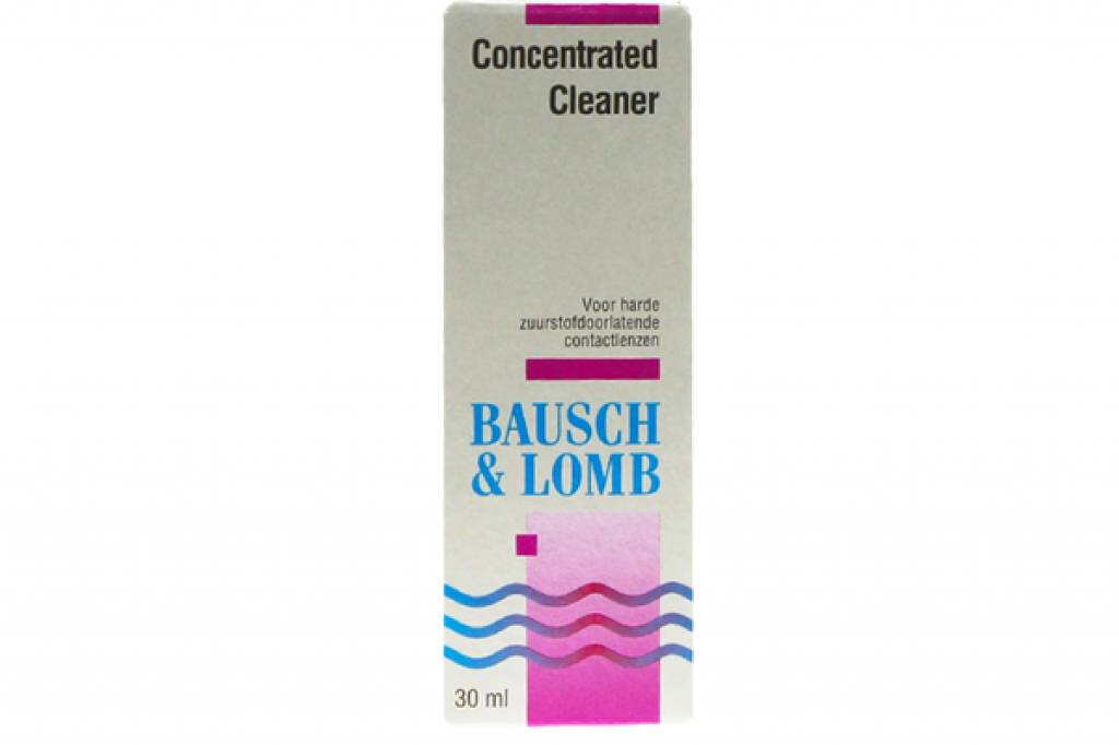 Bausch & Lomb: Bausch+Lomb Concentrated Cleaner HARD (30ml)
