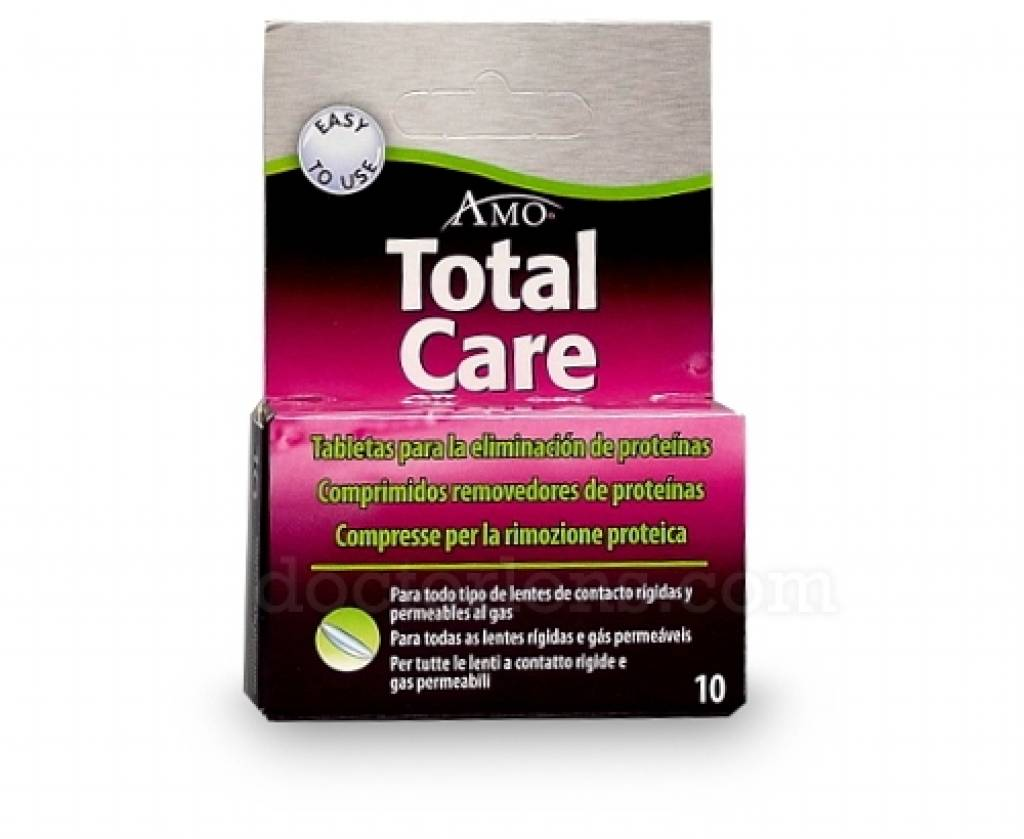 AMO: TotalCare Tabletten (10 tabletten)