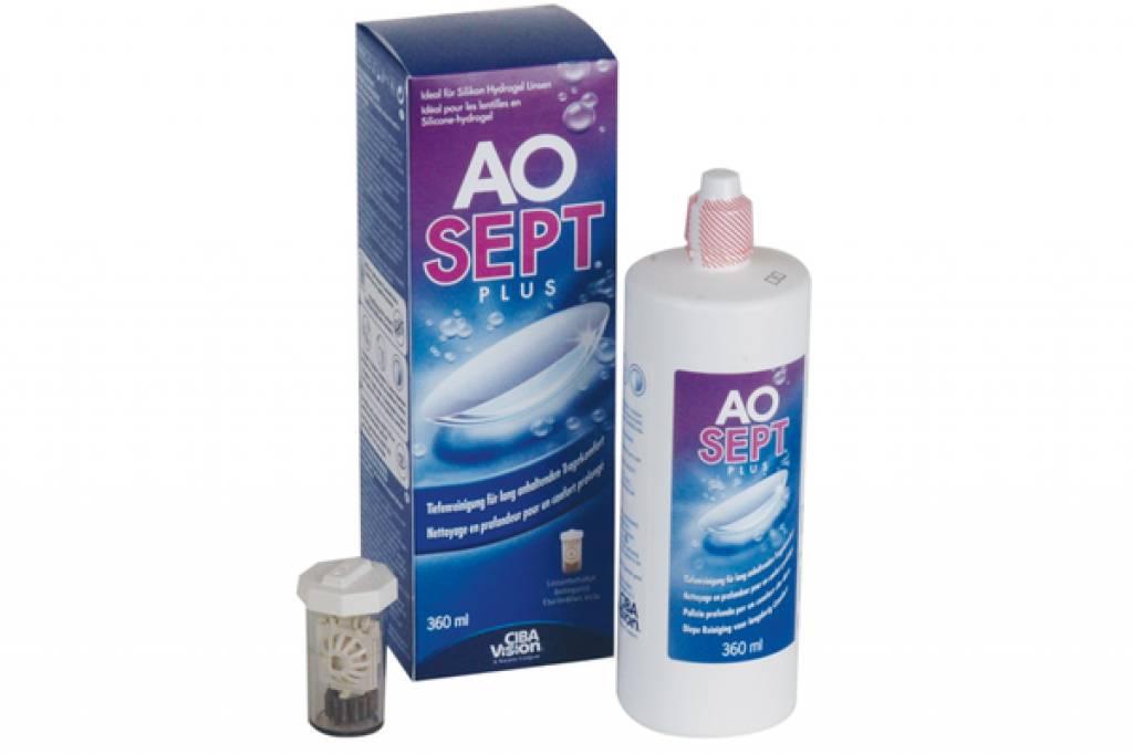 Ciba Vision: AOSept (360 ml)