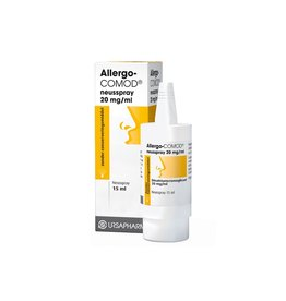Ursapharm: Allergo-Comod Neusspray
