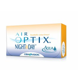 Alcon: Air Optix Night & Day Aqua - (6 pack)