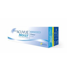 Johnson & Johnson Acuvue Moist for Astigmatism (30 - pack)