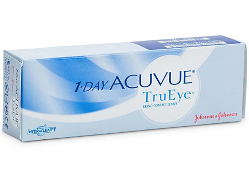 Johnson & Johnson 1 Day Acuvue TrueEye (30-pack)