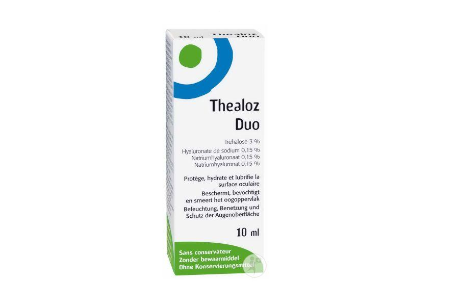 Thea Pharma: Thealoz Duo (10 ml) - 2 voor 14,99 p.s.