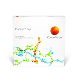Coopervision Proclear 1 Day (90 pack)