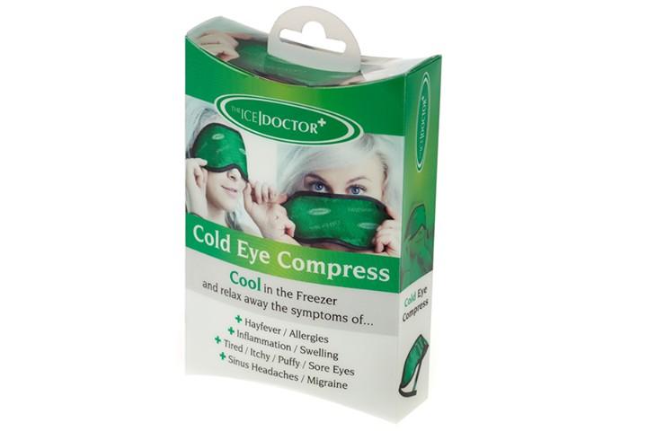 Ice Doctor - verkoelend oogcompres