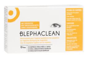 Thea Pharma: Blephaclean (20 stuks) - 4 voor 11,99 per stuk