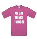 My Cat thinks i'm Cool