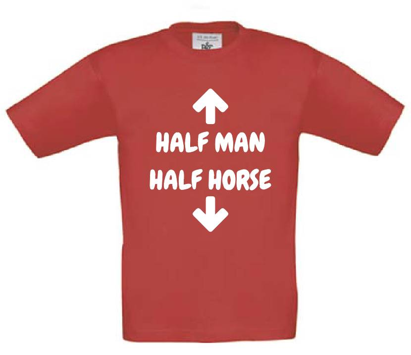 Half Man - Half Horse