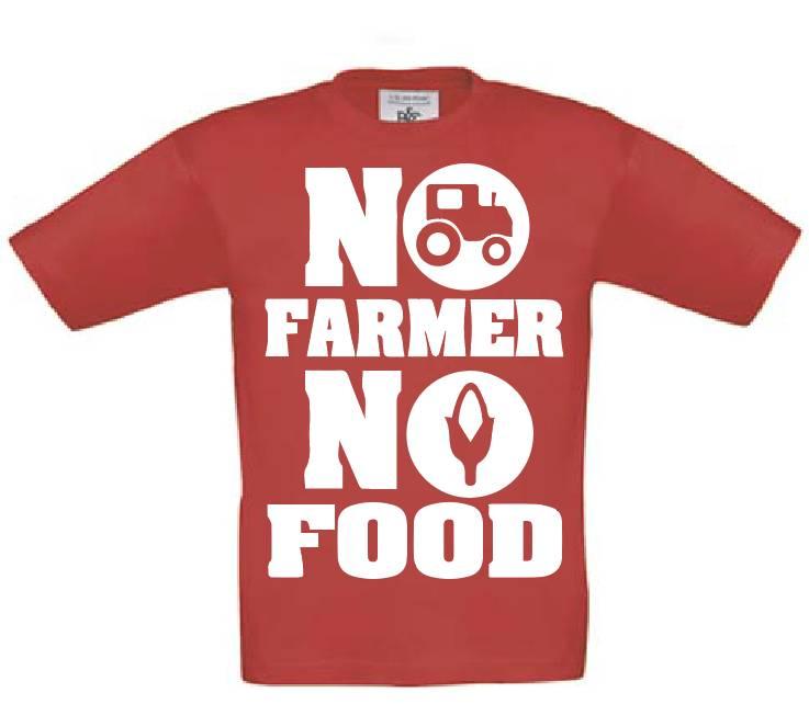 No Farmer No Food