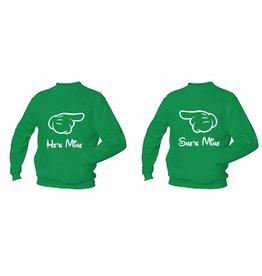 Hey's Mine - She's Mine