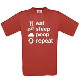 Eat Sleep Poop Repeat