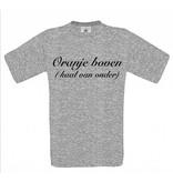 Oranje Boven ( Kaal Van Onder)