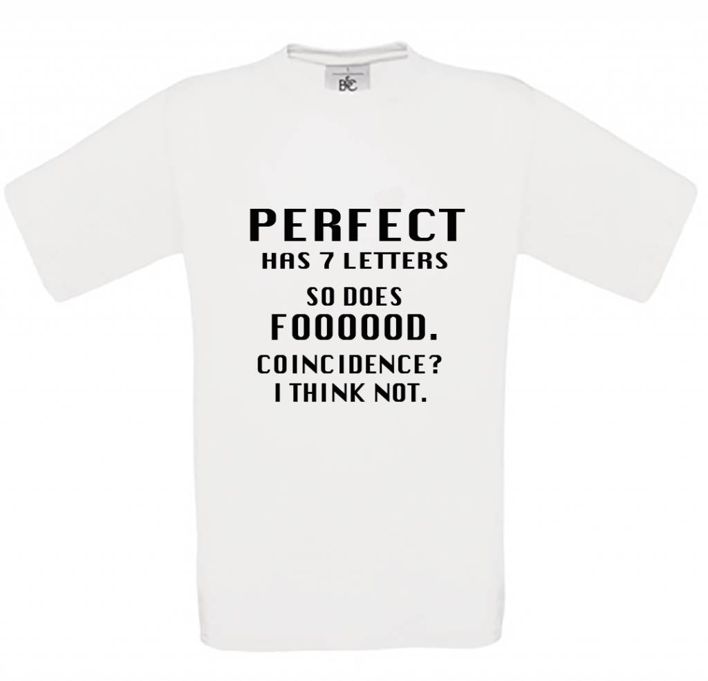 Perfect has 7 Letters