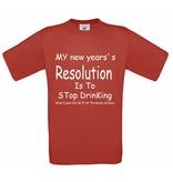 My New Years Resolution