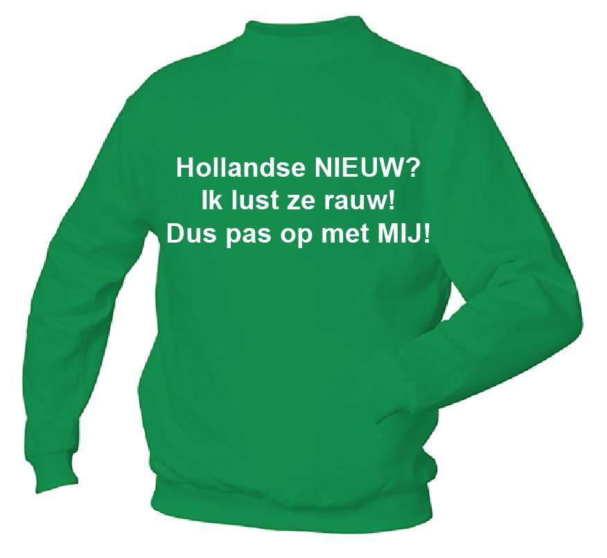 Hollandse Nieuwe?