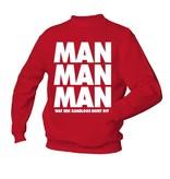 Man Man Man Wat Een Kansloos Shirt Dit