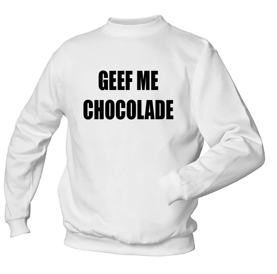 Geef me Chocolade