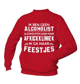 Ik ben geen Alcoholist