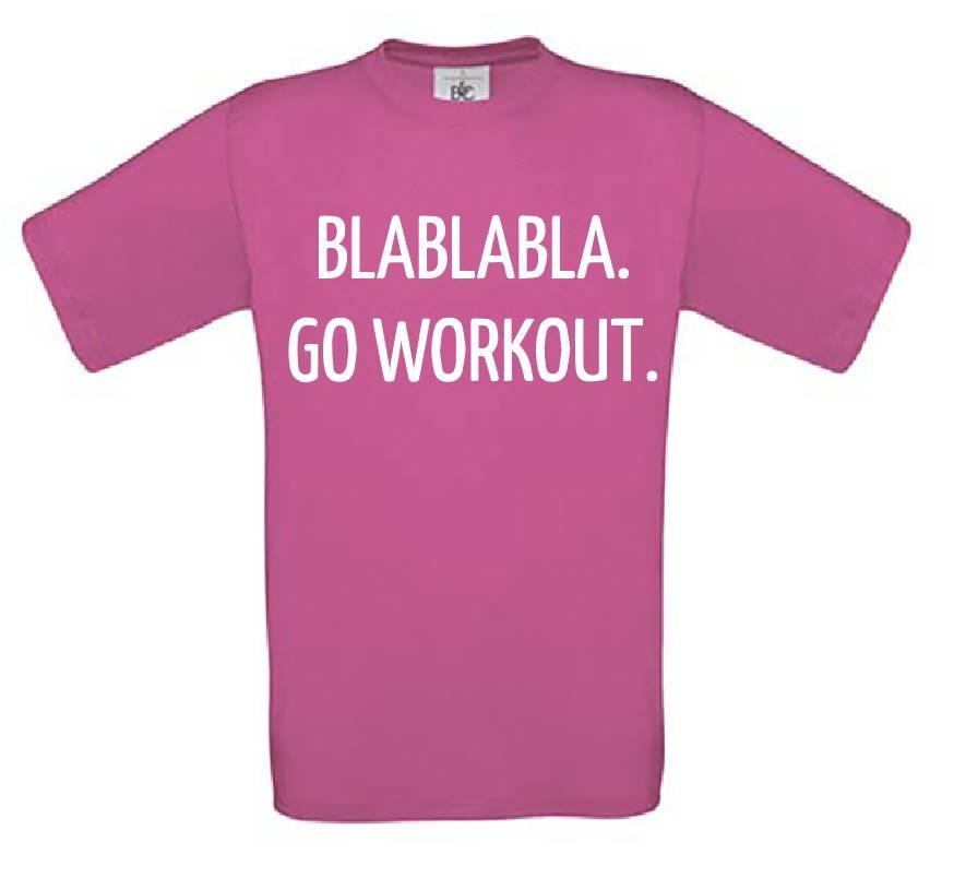 Blablabla Go Workout