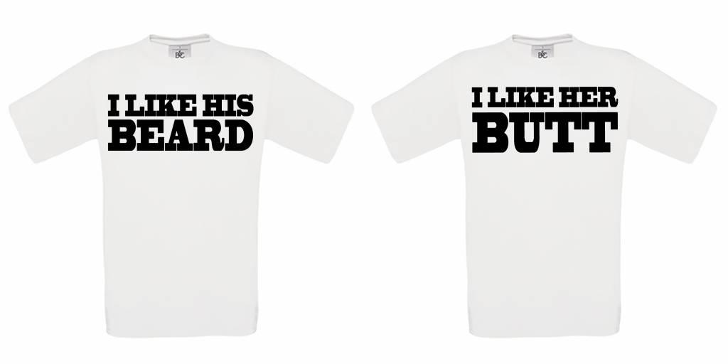 Beard Butt