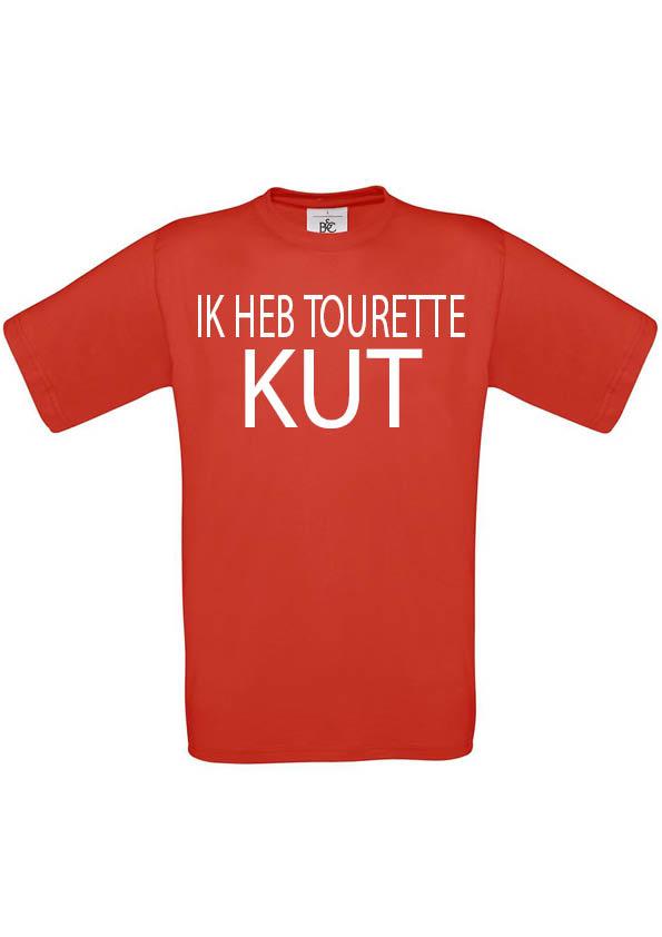 Ik heb Tourette KUT