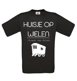 Frank van Etten - Huisje op Wielen