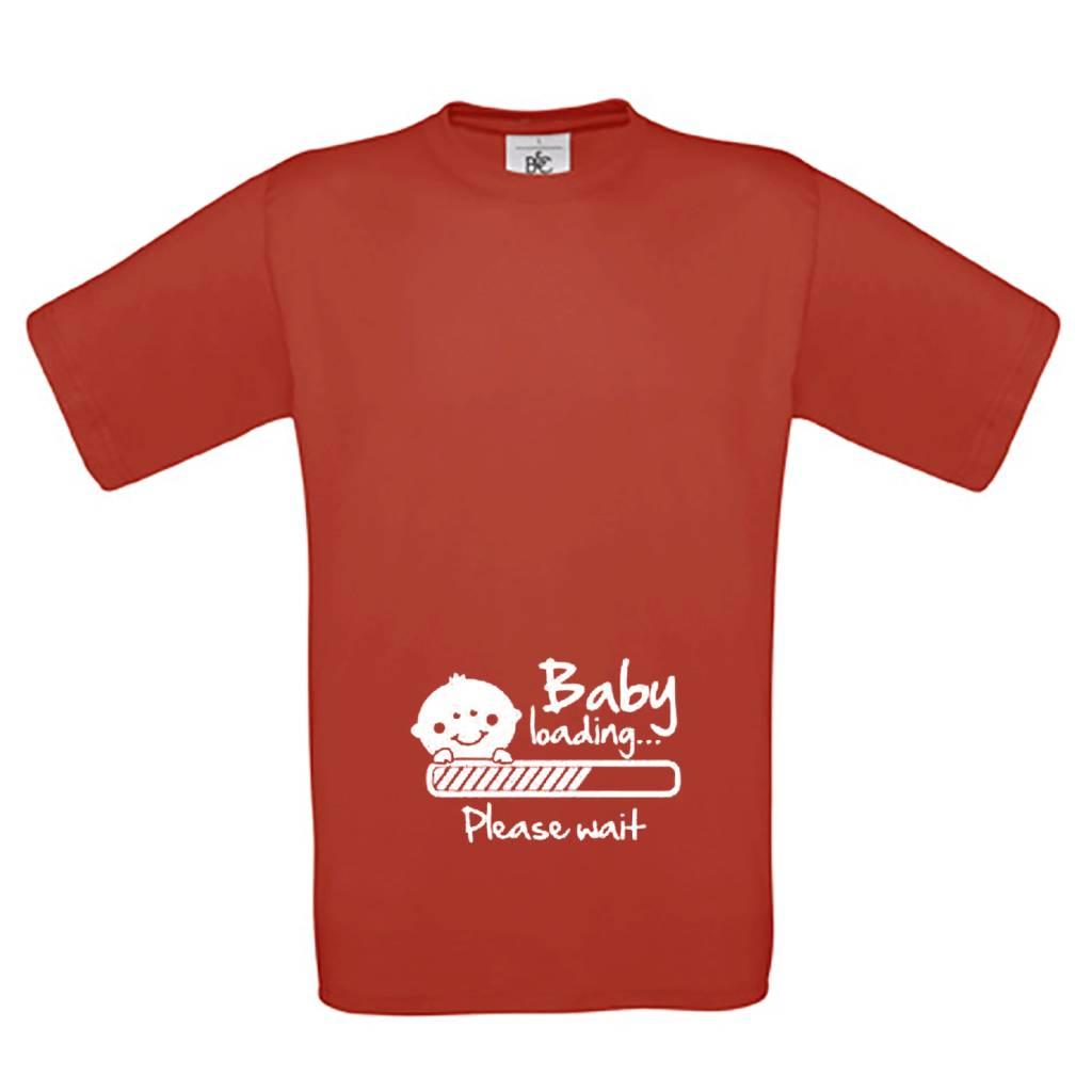 Baby Loading Gezichtje