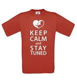 Keep Calm and stay Tuned