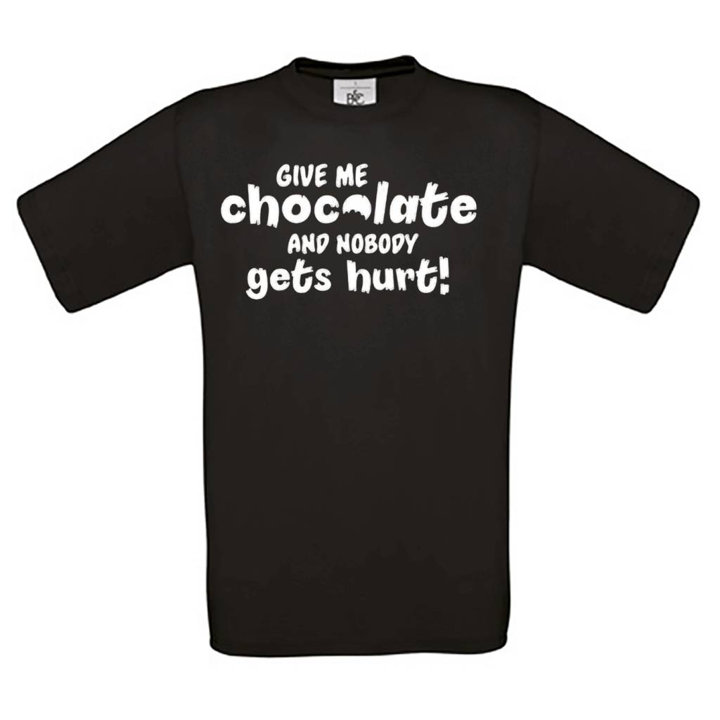 Give my Chocolate