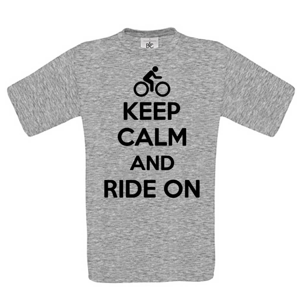 Keep Calm an Ride on