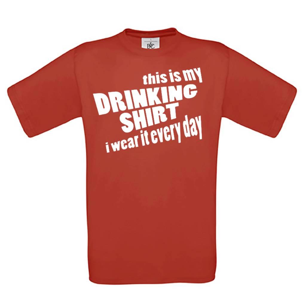 Drinking Shirt